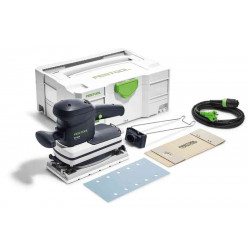 FESTOOL Levigatrice Orbitale RS 100 Q-Plus