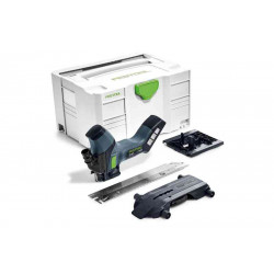 FESTOOL Sega a Batteria per Materiali Isolanti ISC 240 Li EB-Basic