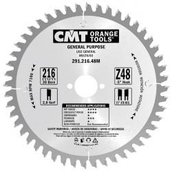 CMT Lama per Taglio Lungo e Traverso Vena 184x2,6/1,6x30