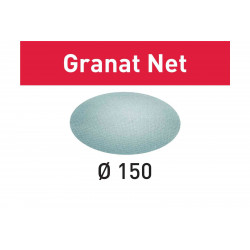 FESTOOL Abrasivo a Rete STF D150 P120 GR NET Granat Net | 203305