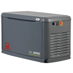 PRAMAC Gruppo Residenziale GA8000 a GAS/GPL | GA8000