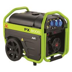PRAMAC Gruppo Elettrogeno PX8000 Monofase 5,4 kW | PX8000M