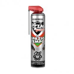 ZIG ZAG Insetticida Multinsetto Spaziotempo 4 in 1 600 ml   70