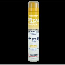 ZIG ZAG Spray Corpo Antipuntura Geranio/Citronella 100 ml   739