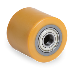 TELLURE Rullo Transpallet in Poliuretano 85x100 mm   752127