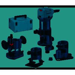 MAKITA Rifilatore Fresatrice Multifunzione 8 mm  RT0700CX3J